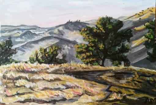 Acrylic Landscape - SYV Collection